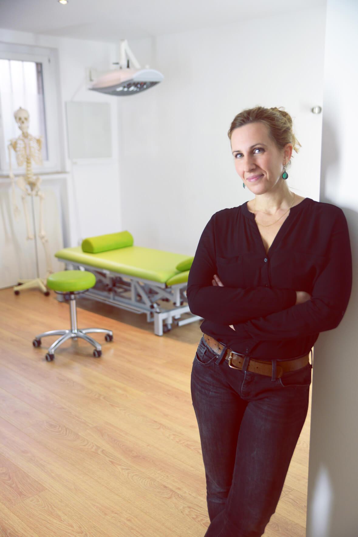Physiotherapie Frankfurt Bornheim